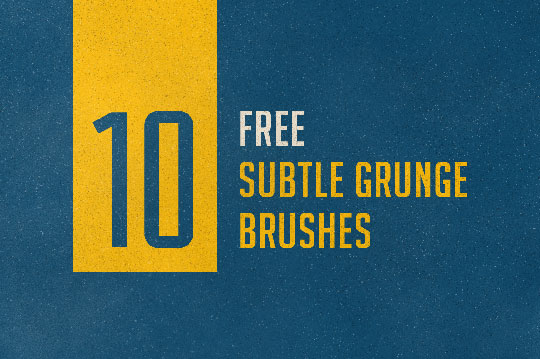 10-free-grunge-photoshop-brushes