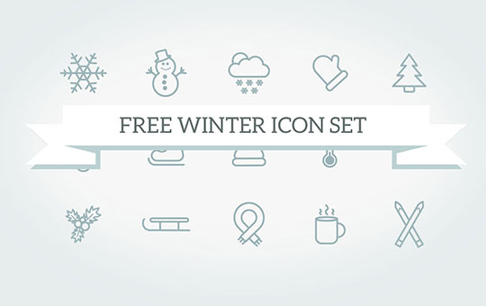 winter_icon_set